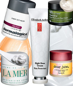 Assorted Face Creams