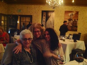 Three Generations of Moms