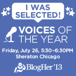 Blogher Award