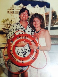 Hawaii young me and rick