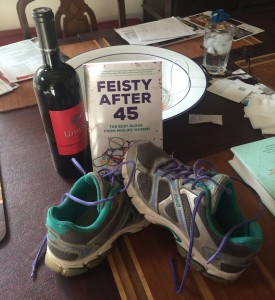 Walking Wine Writing